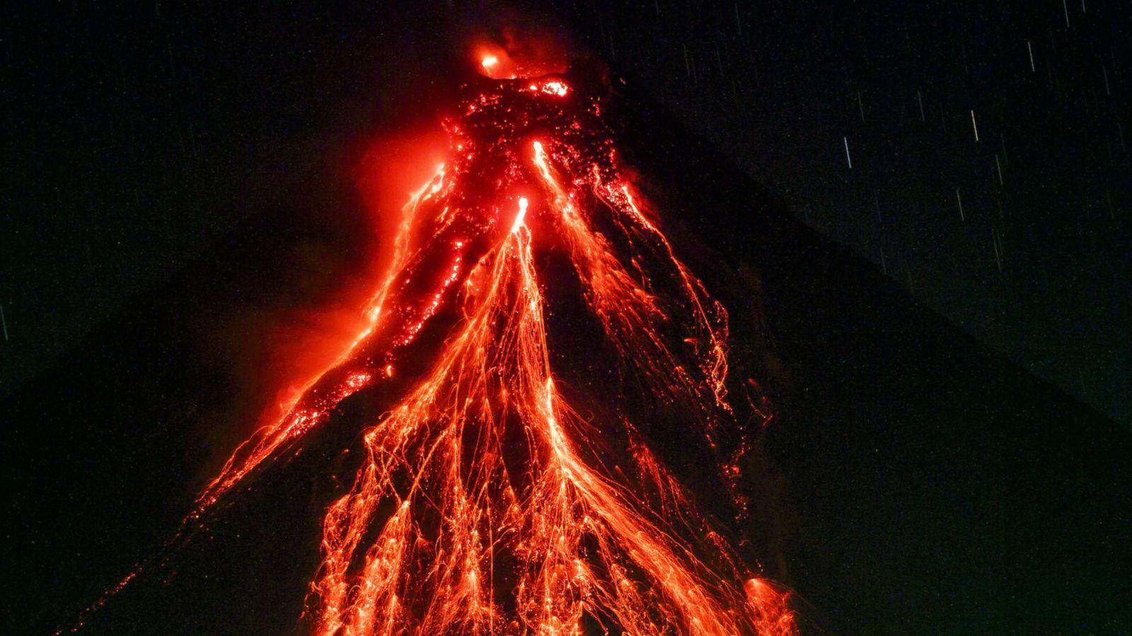 Top 10 world's most dangerous volcano
